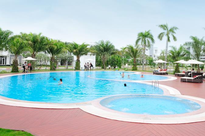 dự án vila park