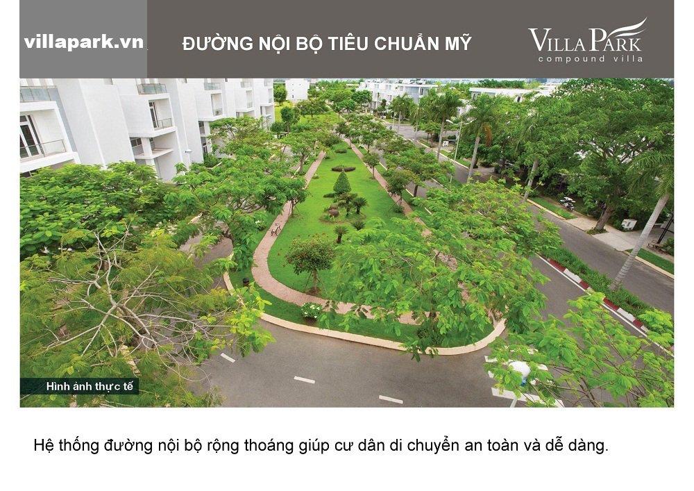 du an villa park