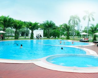 biet thu villa park